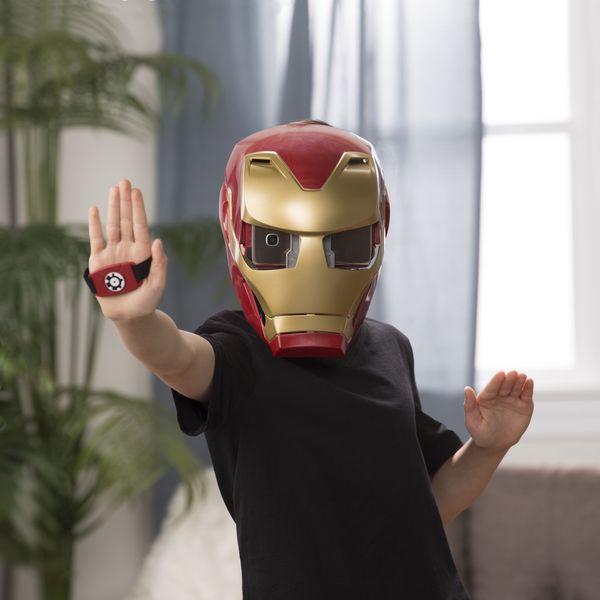 Image of   Hero Vision Iron Man Udvidet Virkelighed (AR) Hasbro