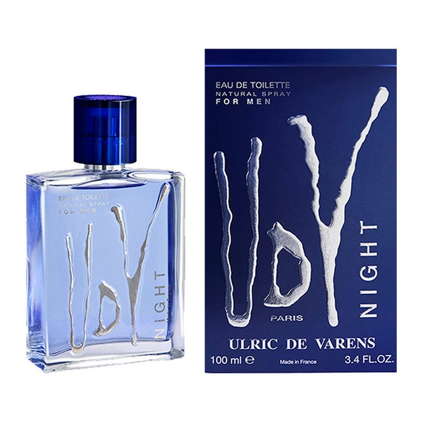 Image of   Herreparfume Udv Night Ulric De Varens EDT (100 ml)