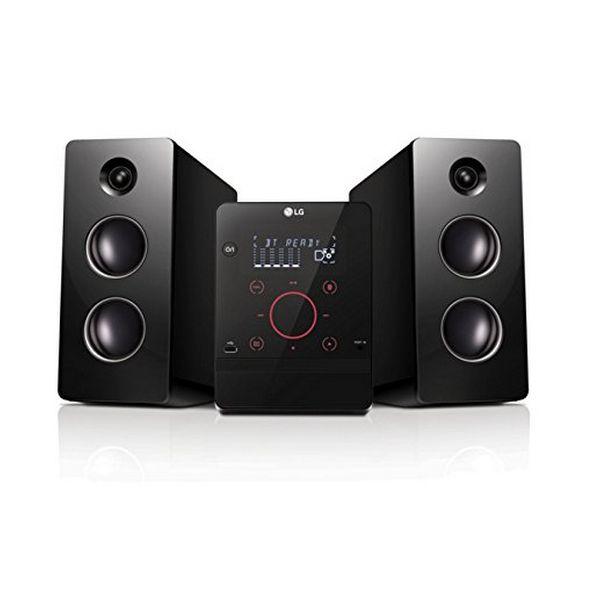 Image of   Hi-fi LG CM2760 Bluetooth 160W Sort