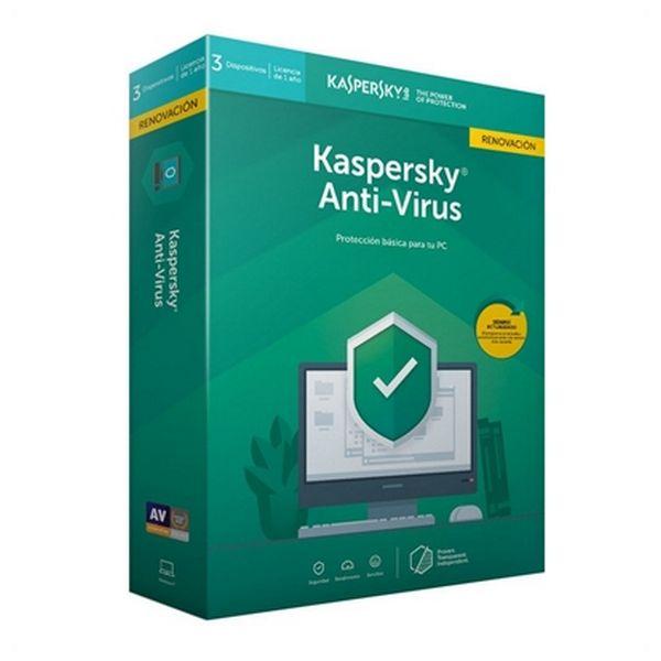 Image of   Home antivirus Kaspersky KL1171S5CFR-9 RN