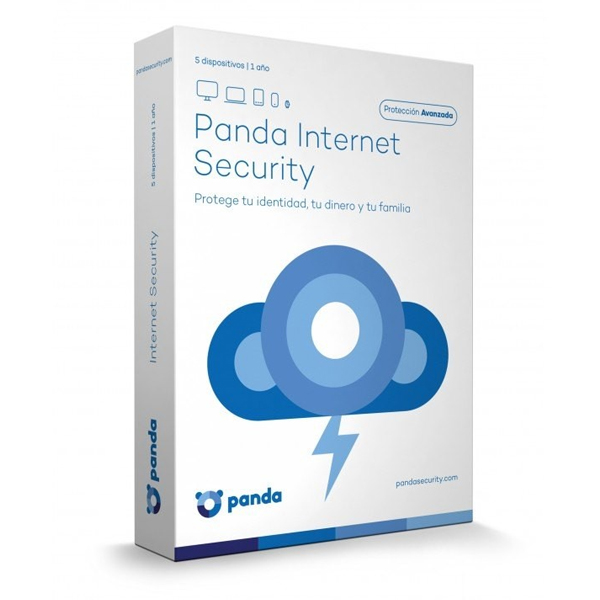 Image of   Home antivirus Panda Dome Advanced 5 VPN Windows