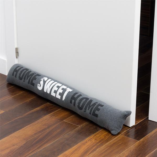 Image of   Home Sweet Home Støjreducerende Pude til Døre