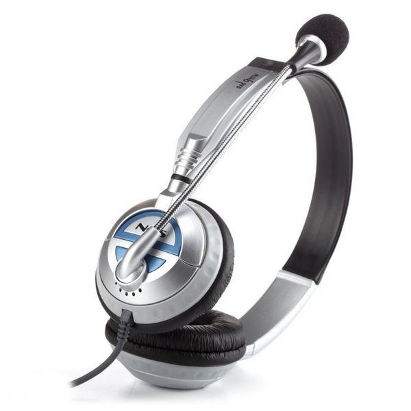 Image of   Hovedtelefoner med mikrofon NGS 8436001301020