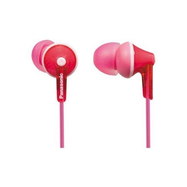 Image of   Hovedtelefoner Panasonic RP-HJE125E in-ear Pink