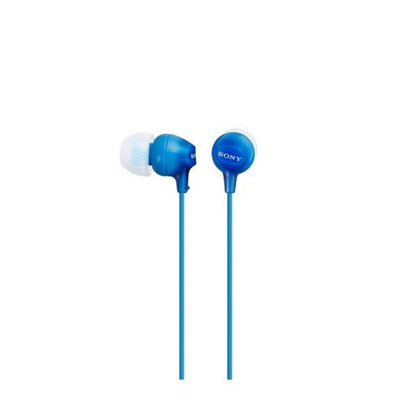 Image of   Hovedtelefoner Sony MDR EX15LP in-ear Blå