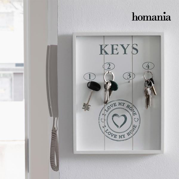 Image of   I Love My Home by Homania Nøgleskab