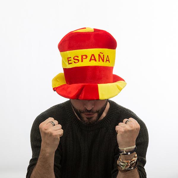 Image of   I Love Spain Fodboldhat