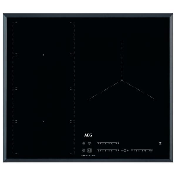 Image of   Induktionsplade Aeg IKE63471FB 60 cm (3 kogeplade)