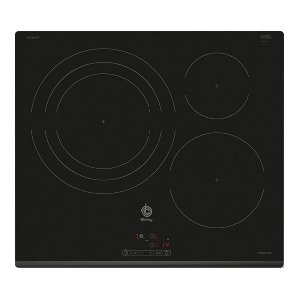 Image of   Induktionsplade Balay 219357 7400W 60 cm Sort