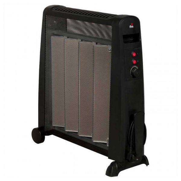 Image of   Infrarød radiator Grupo FM RM-20 2000W Sort