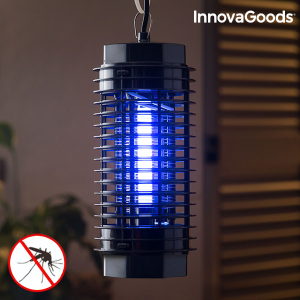 Image of   InnovaGoods Anti-Insektlampe KL-1500 InnovaGoods 4W Sort