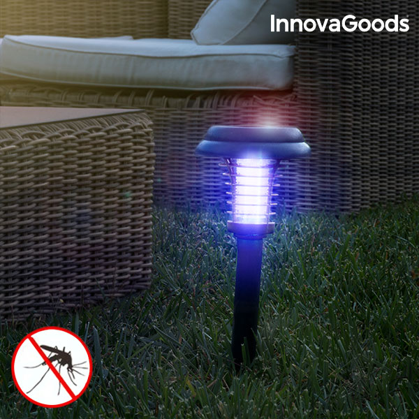 Image of   InnovaGoods Anti-Myg Sol-Lampe til Haven SL-700