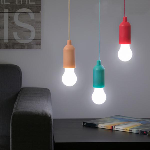 Image of   InnovaGoods Bærbar LED-pære med Snor