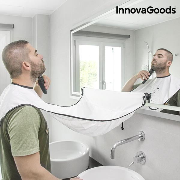 Image of   InnovaGoods Barber Bib med Sugekopper