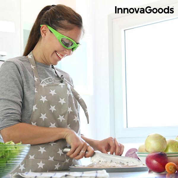 Image of   InnovaGoods Beskyttelsesbriller til at Skære Løg
