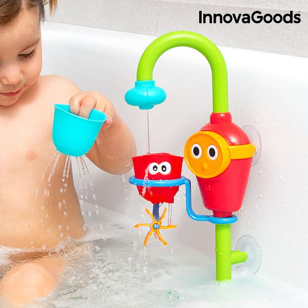 Image of   InnovaGoods Flow & Fill legetøj til badet