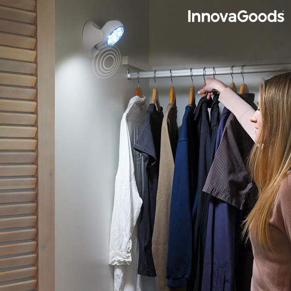 Image of   InnovaGoods LED Lys med Bevægelsessensor