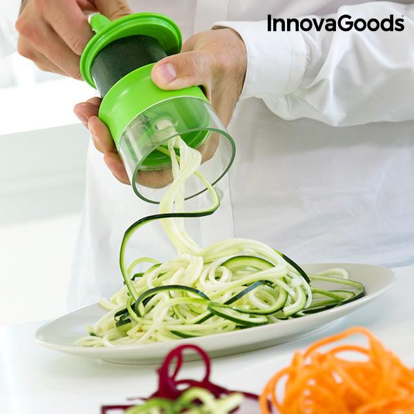 Image of   InnovaGoods Mini Spiralizer Grøntsagsskærer