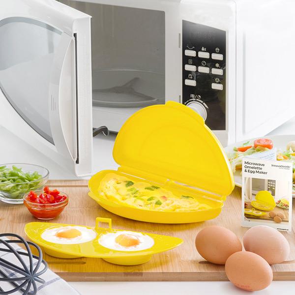 Image of   InnovaGoods Omelette & Æg Skaber