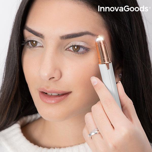 Image of   InnovaGoods Præcision-Epilator med LED til Ansigtshår