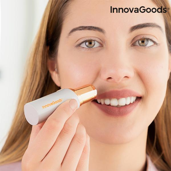 Image of   InnovaGoods smertefri hårtrimmer med LED