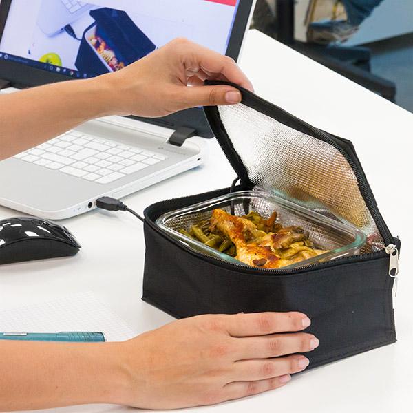 Image of   InnovaGoods USB Madkassevarmer
