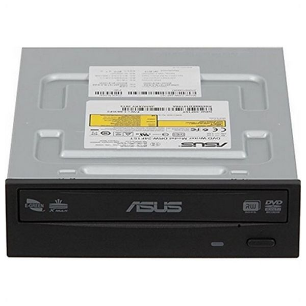 Image of   Internal Recorder Asus DRW-24D5MT/BLK7B/AS 24x SATA Sort