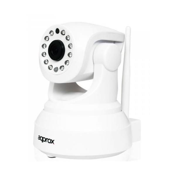 Image of   IP-kamera approx! APPIP02P2PV2 WIFI Hvid