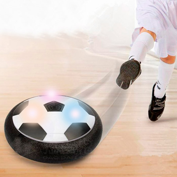 Image of   Junior Knows Luftfodboldsæt med LED