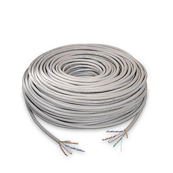 Image of   Kategori 6 Hard UTP RJ45 kabel NANOCABLE 10.20.0504 305 m