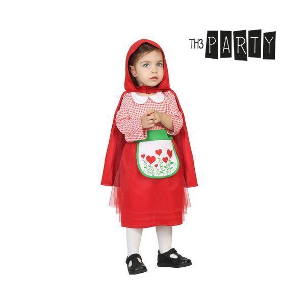 Image of   Kostume til babyer Th3 Party 4103 Rødhætte