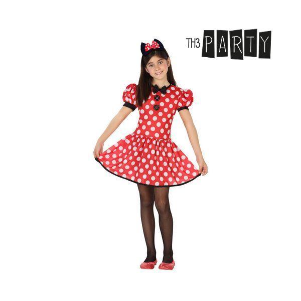 Image of   Kostume til børn Minnie Mouse 9489