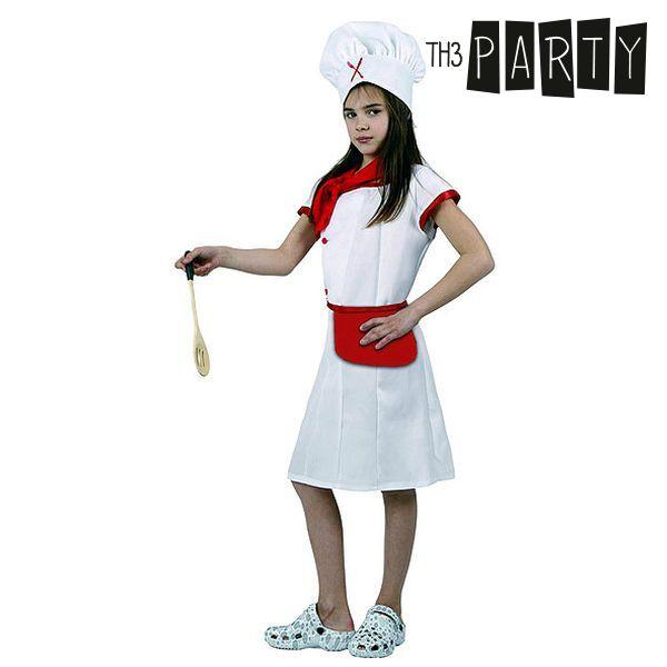 Image of   Kostume til børn Th3 Party 1750 Kvinde kok