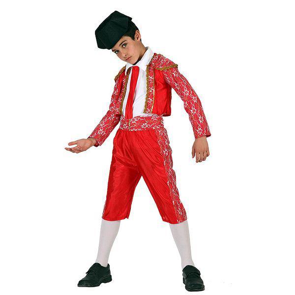 Image of   Kostume til børn Th3 Party 7992 Tyrefægter