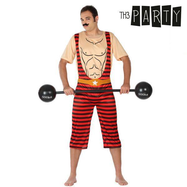 Image of   Kostume til voksne Th3 Party 1044 Muskelbundt mand