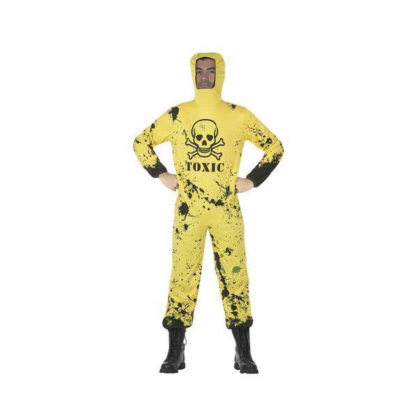 Image of   Kostume til voksne Th3 Party 1903 Abe beskyttelse mod epidemi