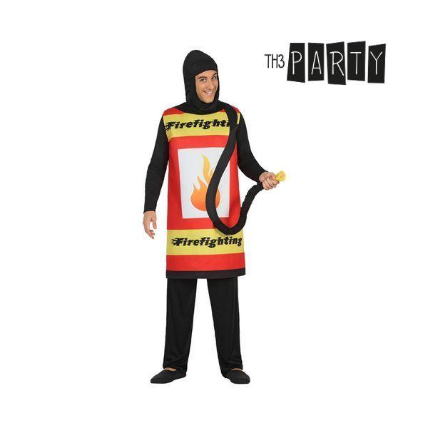Image of   Kostume til voksne Th3 Party 2184 Brandslukker