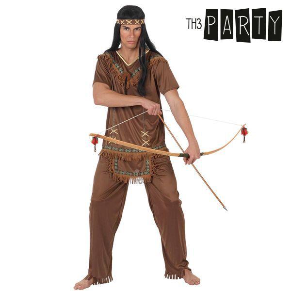 Image of   Kostume til voksne Th3 Party 2267 Indianer mand