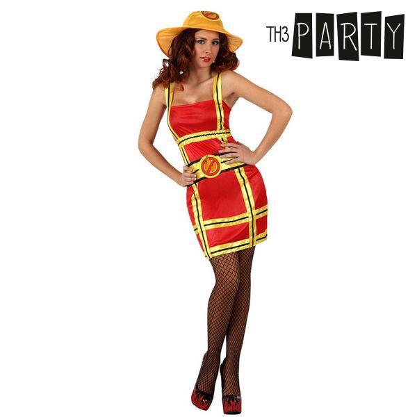 Image of   Kostume til voksne Th3 Party 2526 Branddame