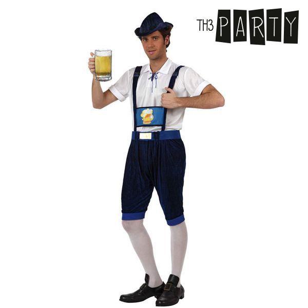 Image of   Kostume til voksne Th3 Party 2968 Tysk mand