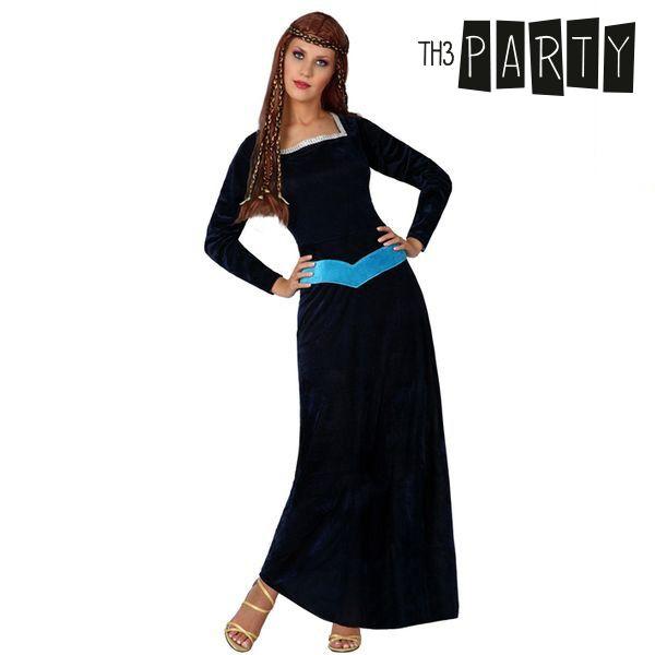 Image of   Kostume til voksne Th3 Party 346 Middelalder dame