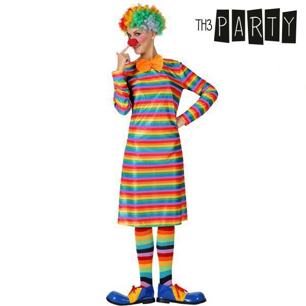 Image of   Kostume til voksne Th3 Party 3857 Kvinde klovn