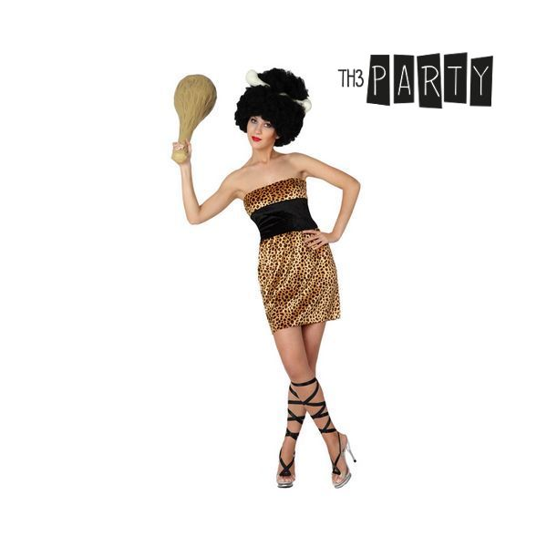 Image of   Kostume til voksne Th3 Party 4113 Huleboer kvinde