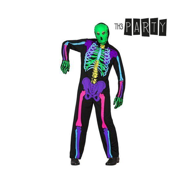 Image of   Kostume til voksne Th3 Party 4296 Skelet
