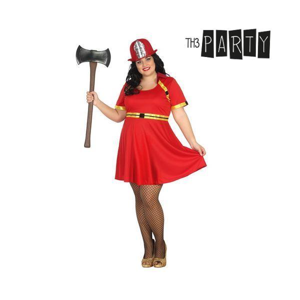 Image of   Kostume til voksne Th3 Party 4806 Branddame