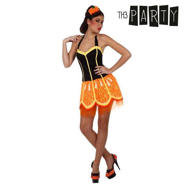 Image of   Kostume til voksne Th3 Party 5183 Orange