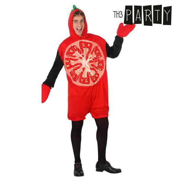Image of   Kostume til voksne Th3 Party 5664 Tomat
