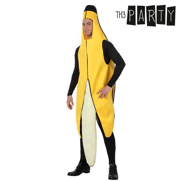 Image of   Kostume til voksne Th3 Party 5671 Banan