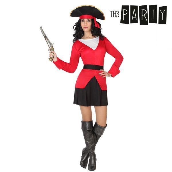 Billede af Kostume til voksne Th3 Party 6225 Pirat kvinde