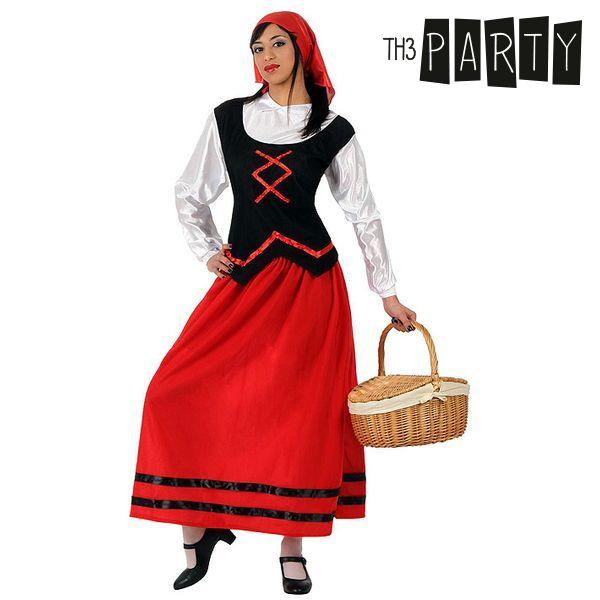 Image of   Kostume til voksne Th3 Party 8519 Fårehyrde kvinde